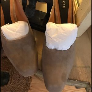 Joie.  NEW.  Neutral perf height slides. 40